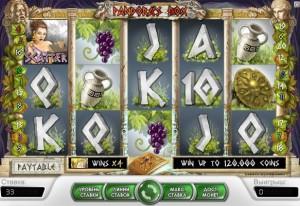 Игровой автомат Pandoras Box Ящик Пандоры