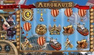 Игровой автомат Аэронавты