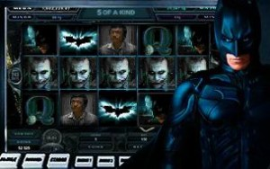 Игровой автомат Бетмен