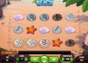 beach игровой слот