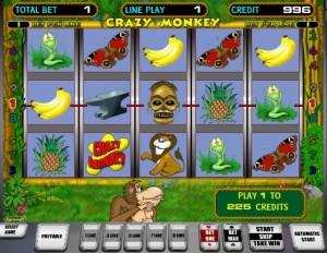 как выиграть в Crazy Monkey