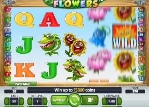 flowers игровой слот