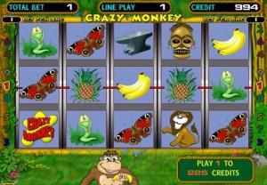как обыграть автомат обезьянка сумасшедшая