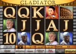 игровой автомат Gladitor