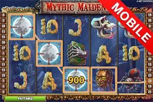 игровой автомат Mythic Maiden mobile