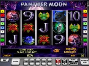 Игровой автомат Лунная пантера