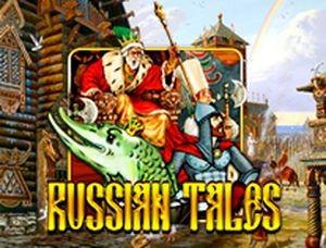 игровой автомат Russian Tales