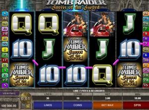 Игровой автомат Tomb Raider 2