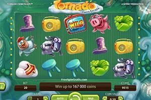 игровой автомат Tornado Farm Escape