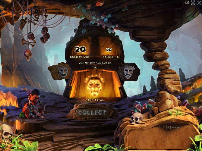 игровой слот Totem Island
