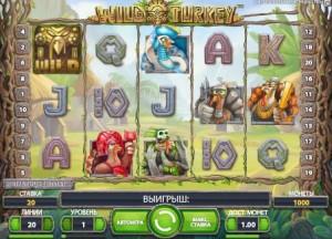 Игровой автомат Дикая Индейка