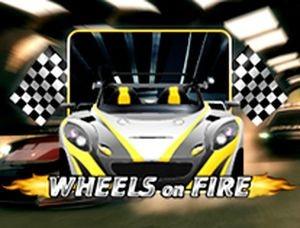 игровой автомат Wheels of Fire